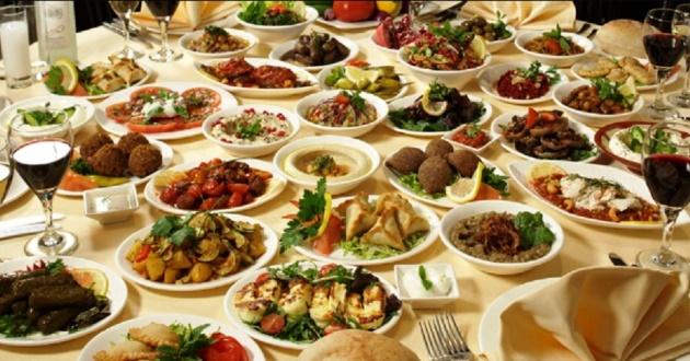 syrischekeuken